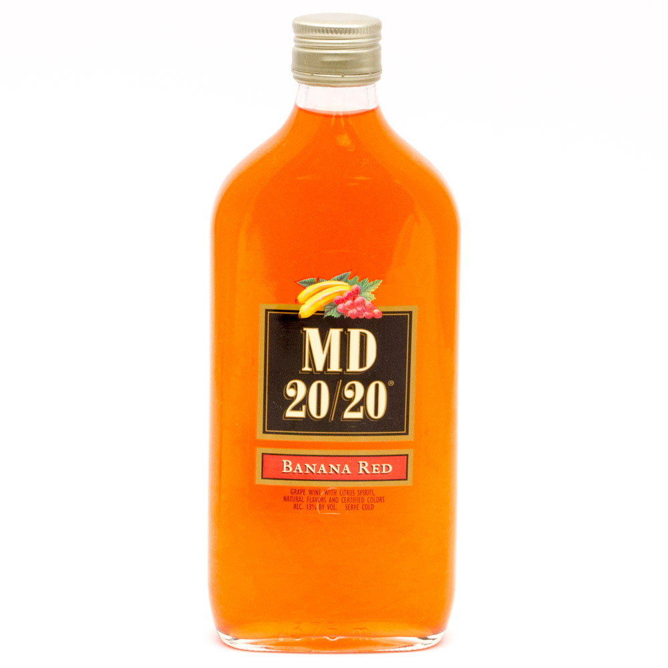 MD 20/20 - Banana Red - 375ml