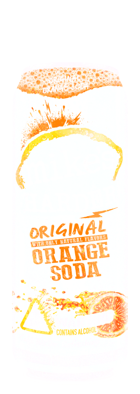 Mike's - Harder Blood Orange - 16oz Can