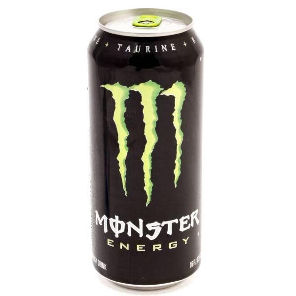 Monster - 16oz