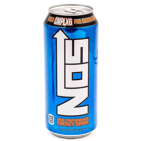 NOS - Energy Drink - 16oz
