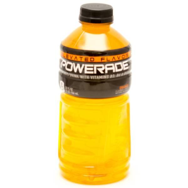 Powerade - Orange - 32oz
