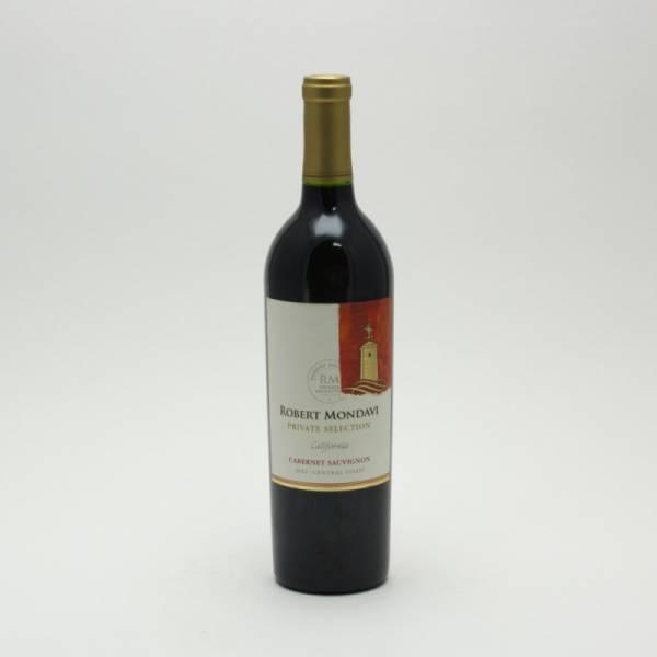 Robert Mondavi - Private Selection Cabernet Sauvignon - 750ml