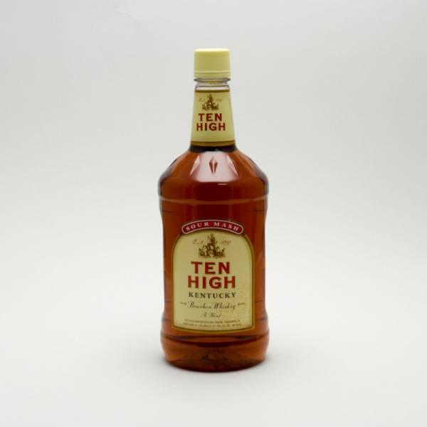 Ten High - Kentucky Bourbon Whiskey - 1.75L