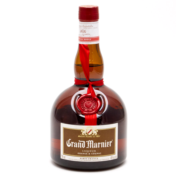 Grand Marnier - Orange & Cognac Liqueur - 750ml