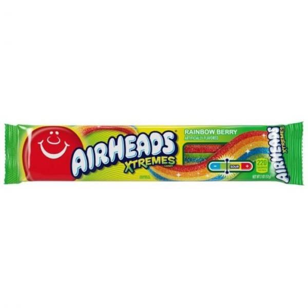 Air Heads - Xtremes Rainbow Berry - 2oz