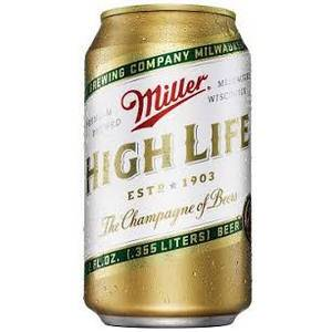 Miller High Life - 12oz Can