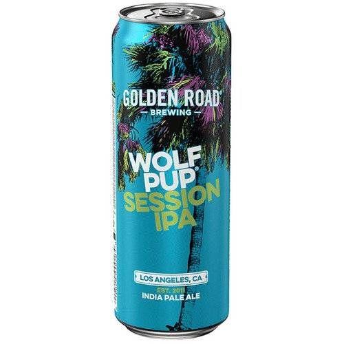 Golden Road - Wolf Pup Session IPA - 25oz Can