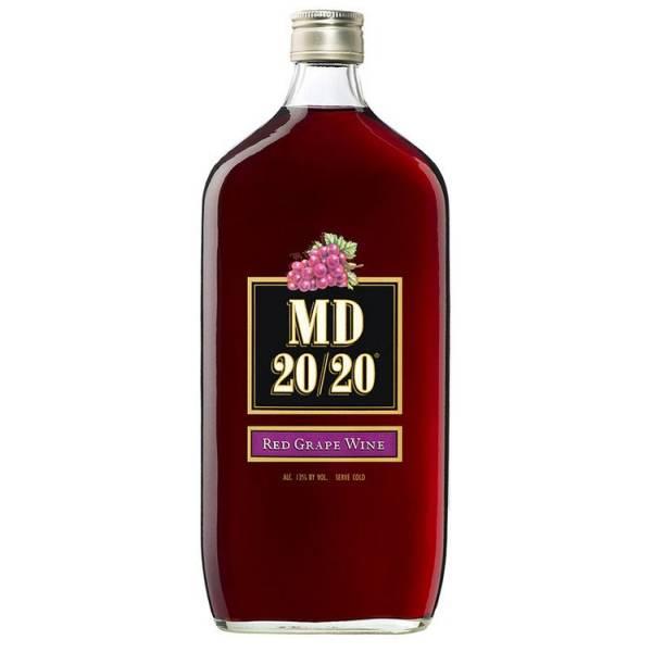 MD 20/20 - Red Grape Wine - 375ml