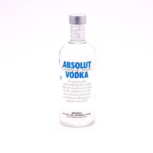 Absolut - Vodka - 375ml