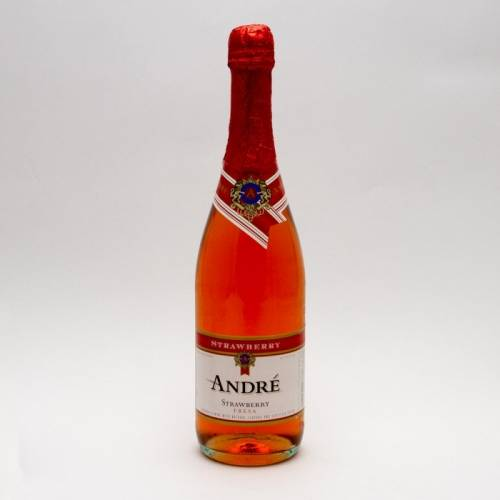 Andre - Strawberry Moscato - 750ml