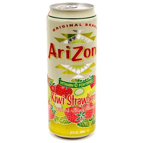 Arizona - Kiwi Strawberry - 23oz Can