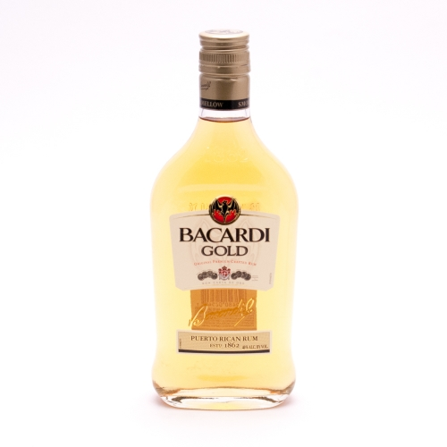Bacardi - Gold Original Rum - 375ml