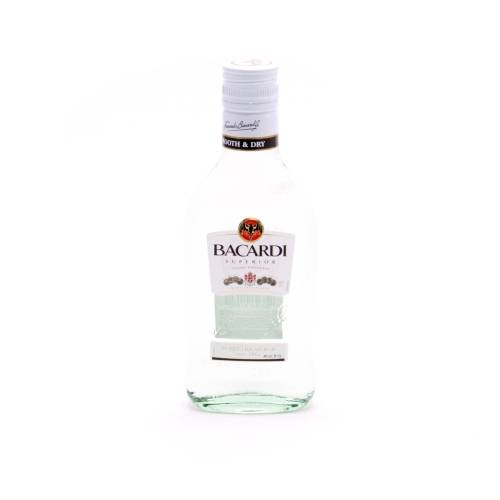 Bacardi - Superior Original Rum - 200ml