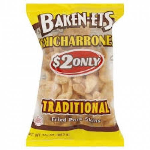 Baken-Ets - Traditional Pork Rinds -...
