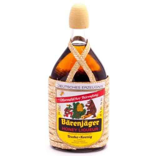 Barenjager - Honey Liqueur - 750ml