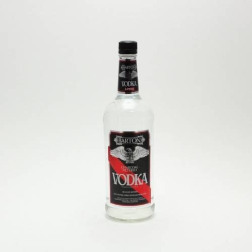 Barton - Charcoal Filterd Vodka - 750ml