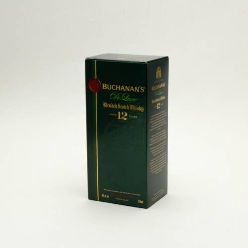 Buchanan's - 12 Year Deluxe...