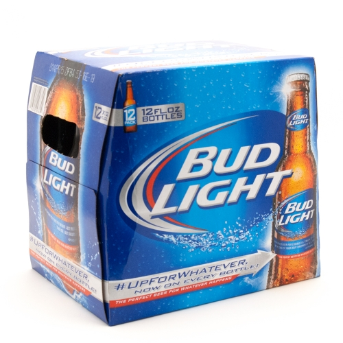 Bud Light - 12 Pack 12oz Bottles