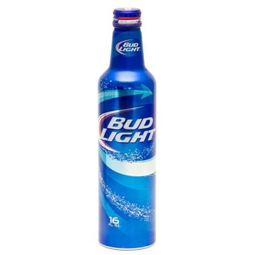 Bud Light - 16oz Aluminum Bottle