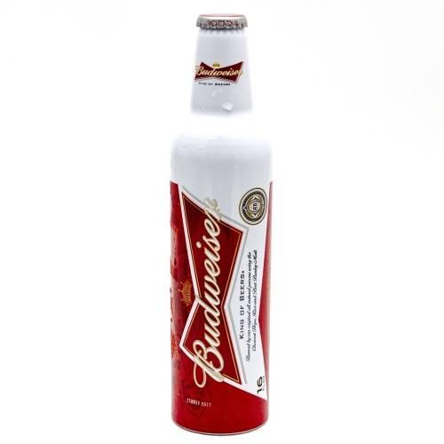 Budweiser - 16oz Aluminum Bottle
