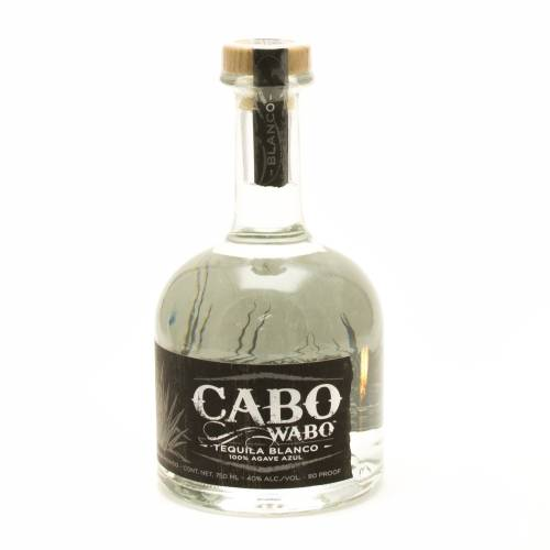 Cabo Wabo - Blanco Tequila - 750ml