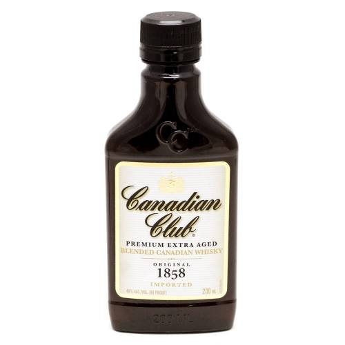Canadian Club - 200ml