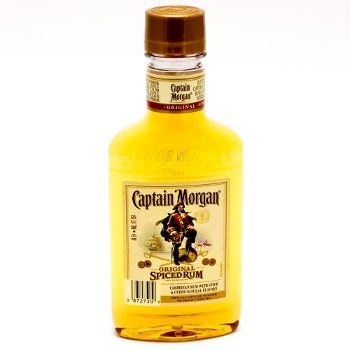 Captain Morgan - Black Spiced Rum -...