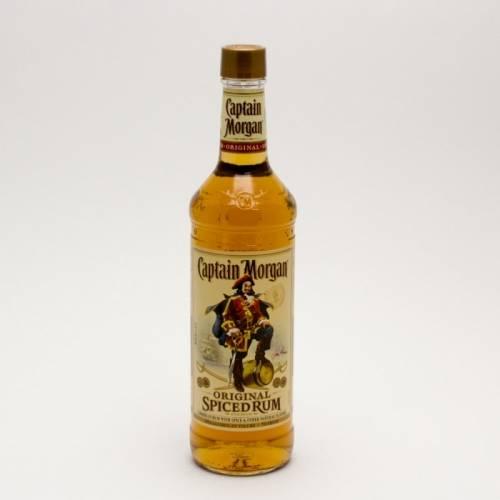 Captain Morgan - Spiced Rum - 750ml