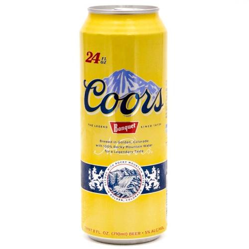 Coors - 24oz Can