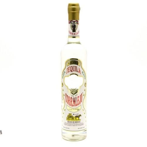 Corralejo - Silver Tequila - 750ml