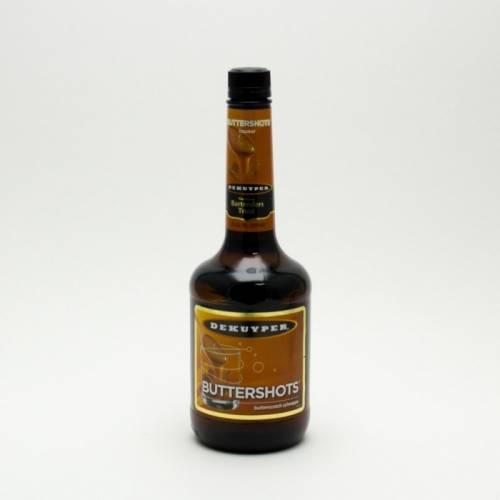 Dekuyper - Buttershots Butterscotch...