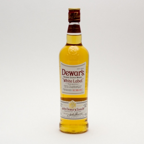 Dewar's - White Label - 750ml