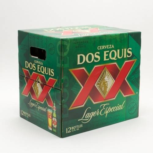 Dos Equis - XX Lager - 12 Pack 12oz...