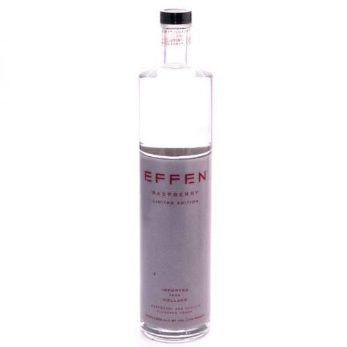 Effen - Raspberry Vodka - 750ml