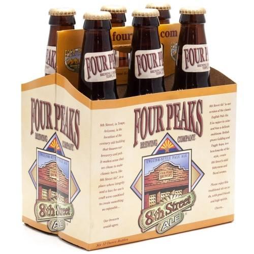 Four Peaks - 8th Street Ale - 6 Pack...