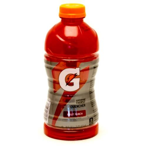 Gatorade - Fruit Punch - 28oz