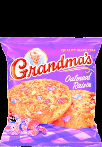 Grandma's Cookies - Oatmeal...