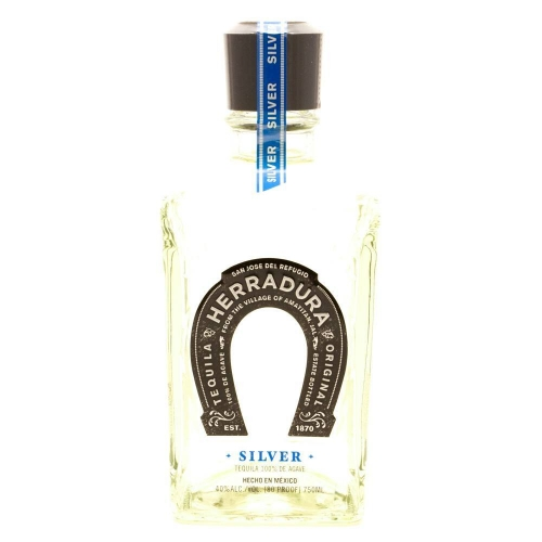 Herradura - Silver Tequila - 750ml
