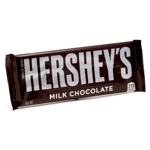 Hershey's - Milk Chocolate - 1.55oz
