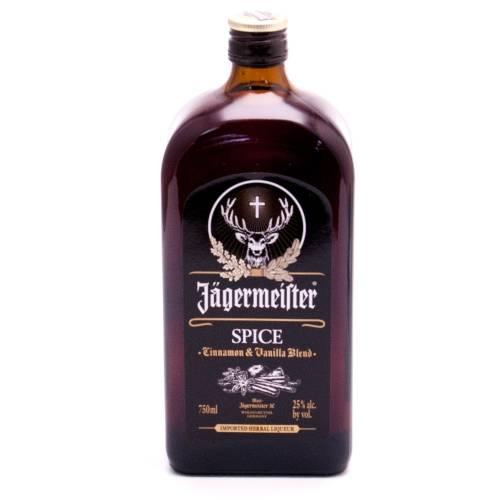 Jagermeister - Spice Cinnamon &...