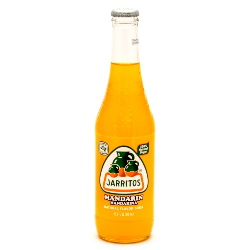 Jarritos - Mandarin - 12.5oz