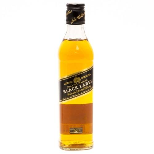 Johnnie Walker - Black Label - 375ml