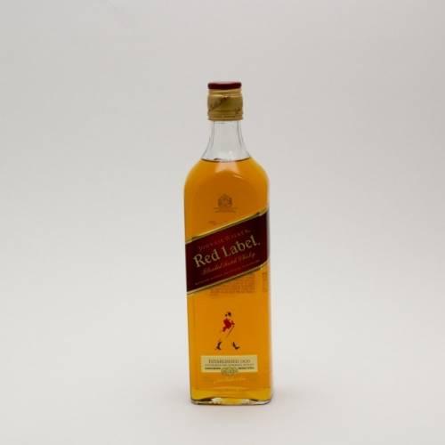 Johnnie Walker - Red Label - 750ml
