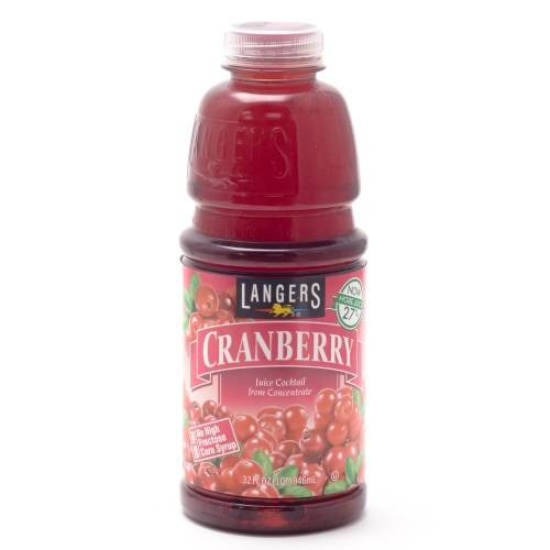 Langers - Cranberry Juice Cocktail -...