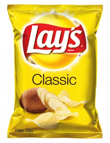 Lay's - Classic - 2.75oz
