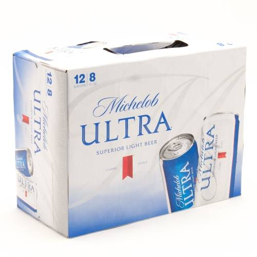 Michelob Ultra - 12 Pack 8oz Cans