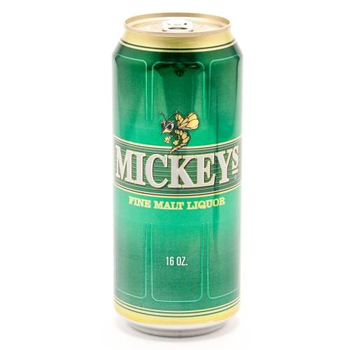 Mickey's - 16oz Can