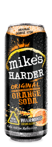 Mike's - Harder Blood Orange -...