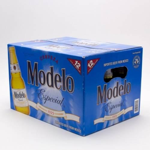 Modelo - Especial - 12 Pack 12oz Bottles