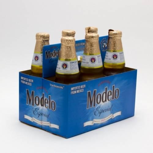 Modelo - Especial - 6 Pack 12oz Bottles